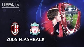 Download MILAN 3-3p LIVERPOOL: #UCL 2005 FINAL FLASHBACK Video
