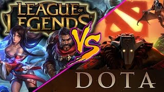 Download DeadLock: LoL vs. DOTA, Which Game is Better? Video