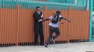 Download Sniper Prank GONE WRONG! - Funny Hood Pranks in Public Video