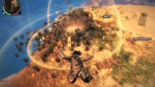 Download Just Cause 2 Huge Nuclear Explosion Video