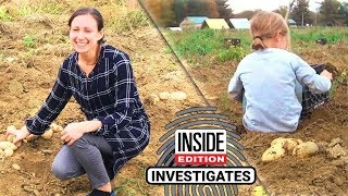 Download How Inside Edition Went Undercover to Expose Child Labor at Commune Video