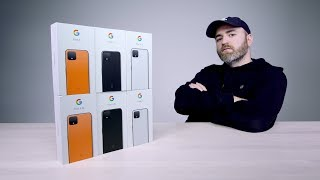 Download Unboxing Every Google Pixel 4 Video
