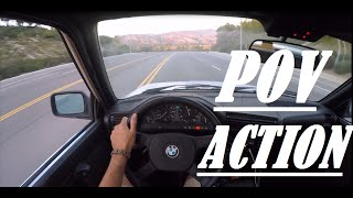 Download GoPro : POV Action BMW E30 Runs Video
