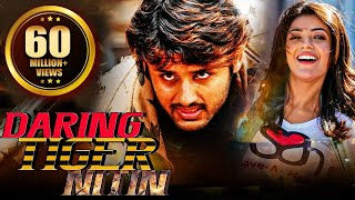 Download Daring Tiger Nitin (2016) Full Hindi Dubbed Movie | Nitin movies hindi dubbed, Kajal Agarwal Video