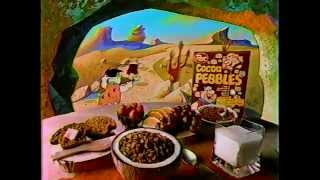 Download Cocoa Pebbles Commercial - The Flintstones (Fred & Barney) 1985 Video