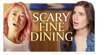 Download Oh No, This Restaurant Is Too Fancy Video