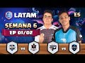 Download CRL LATAM: Giants Gaming vs Cream eSports | Pain Gaming vs Movistar Riders Video