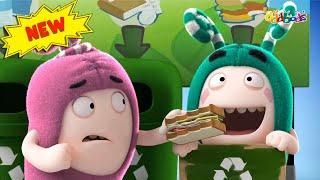 Download Oddbods | NUOVO | CIBO DA ASPORTO | Cartoni Animati Divertenti Per Bambini Video