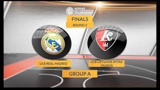 Download EB ANGT Finals Highlights: U18 Real Madrid - U18 Lietuvos rytas Vilnius Video
