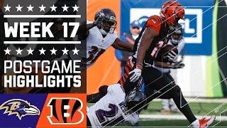 Download Ravens vs. Bengals | NFL Week 17 Game Highlights Video