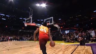 Download Donovan Mitchell - 2018 NBA Slam Dunk Contest (Champion) Video