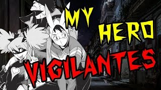 Download My Hero Academia: Vigilantes Spin-Off Manga Video