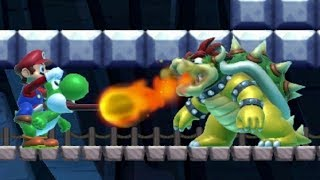 Download Super Mario Maker - 100 Mario Challenge #160 (Expert Difficulty) Video