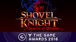 Download Shovel Knight: Specter of Torment - Reveal Trailer | The Game Awards 2016 Trailer Video
