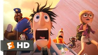 Download Cloudy with a Chance of Meatballs 2 - Living Food Scene (3/10) | Movieclips Video