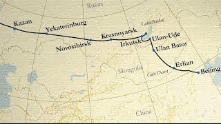 Download TRANS-SIBERIAN RAILWAY • A winter journey from SAINT PETERSBURG to BEIJING Video
