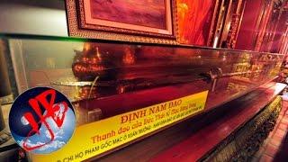 Download Bí mật Định Nam Đao - binh khí của vua nước Việt, nặng ngang ngửa thanh đao của Quan Công Video