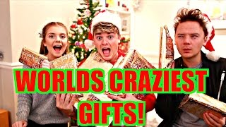 Download SIBLINGS WEIRDEST GIFTS Video