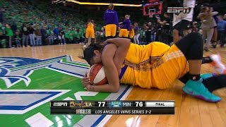 Download AMAZING ENDING to the 2016 WNBA Finals!!! Video