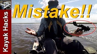 Download Kayak Rod Holder Review - Avoid my Mistake!! Video