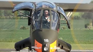 Download Bronco And Skyvan Practice Display Duxford 2016 - AIRSHOW WORLD Video