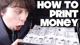 Download How To Print Money!! Video