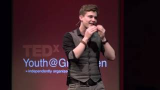 Download Becoming happy in small steps | Kai Vermaas | TEDxYouth@Groningen Video