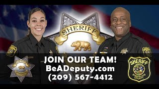 Download Join our Team! Stanislaus County Sheriff's Office Video