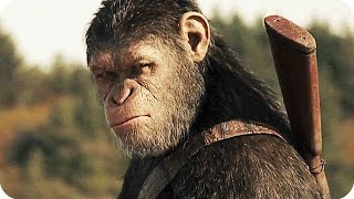 Download WAR FOR THE PLANET OF THE APES Trailer (2017) Planet Of The Apes 3 Video