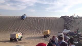 Download Camiones en el Dakar 2013 (Ica) Video