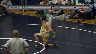 Download Blake Bauer (Southeast Warren) vs Josh Tibbits (MartensdaleSt. Marys) Video