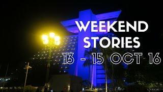 Download Weekend Stories - The Backyard, Isla & Hakkasan Doha | Karen Faith Vlogs Video
