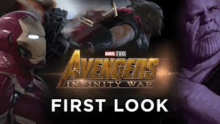 Download Avengers: Infinity War First Look (2018) | Movieclips Trailers Video