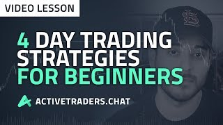 Download 4 Day Trading Strategies for Beginners (How to Trade Stocks) Video