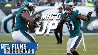 Download Funniest Players Mic'd Up Moments of the 2017 Season! | NFL Films Presents Video