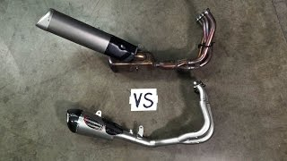 Download The Truth About Aftermarket Exhausts | MC Garage Video
