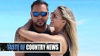 Download Brittany Aldean's Beach Pictures Have Everyone Talking Video