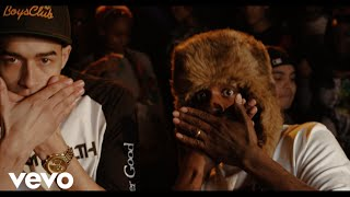 Download No Malice - Blasphemy ft. Fam-Lay Video
