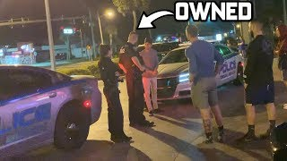 Download Cop Messes with the Wrong BMW Owner Video