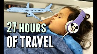 Download 27 hours of Travel to the Philippines! - September 21, 2017 - ItsJudysLife Vlogs Video