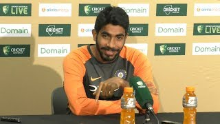 Download Ashwin will be the key for us in the 4th innings - Jasprit Bumrah Video