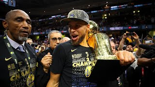 Download Steph Curry FINALS Post-game INTERVIEW! Video