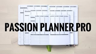 Download First Look   PASSION PLANNER PRO Video