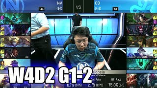 Download Cloud 9 vs Team EnVyUs | Game 2 S6 NA LCS Summer 2016 Week 4 Day 2 | C9 vs NV G2 W4D2 1080p Video