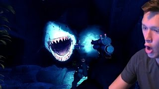Download THIS GAME IS TERRIFYING! (Depth: Sharks vs Divers) Video
