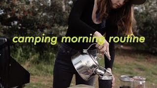 Download My Zero Waste Morning Routine while Camping | Alli Cherry Video