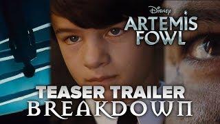 Download Artemis Fowl Teaser Trailer BREAKDOWN! Video