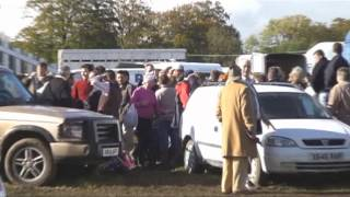 Download Gypsy Horsefair at Stow-on-the-Wold, Cotswolds UK October 2006 Video