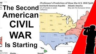 Download The Second American Civil War is Starting Video