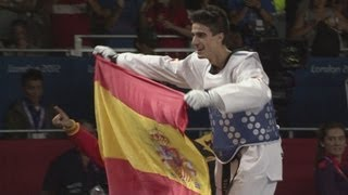Download Joel Gonzalez Bonilla (ESP) Wins Taekwondo -58kg Gold - London 2012 Olympics Video